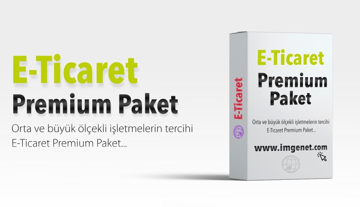 E-Ticaret Premium Paket