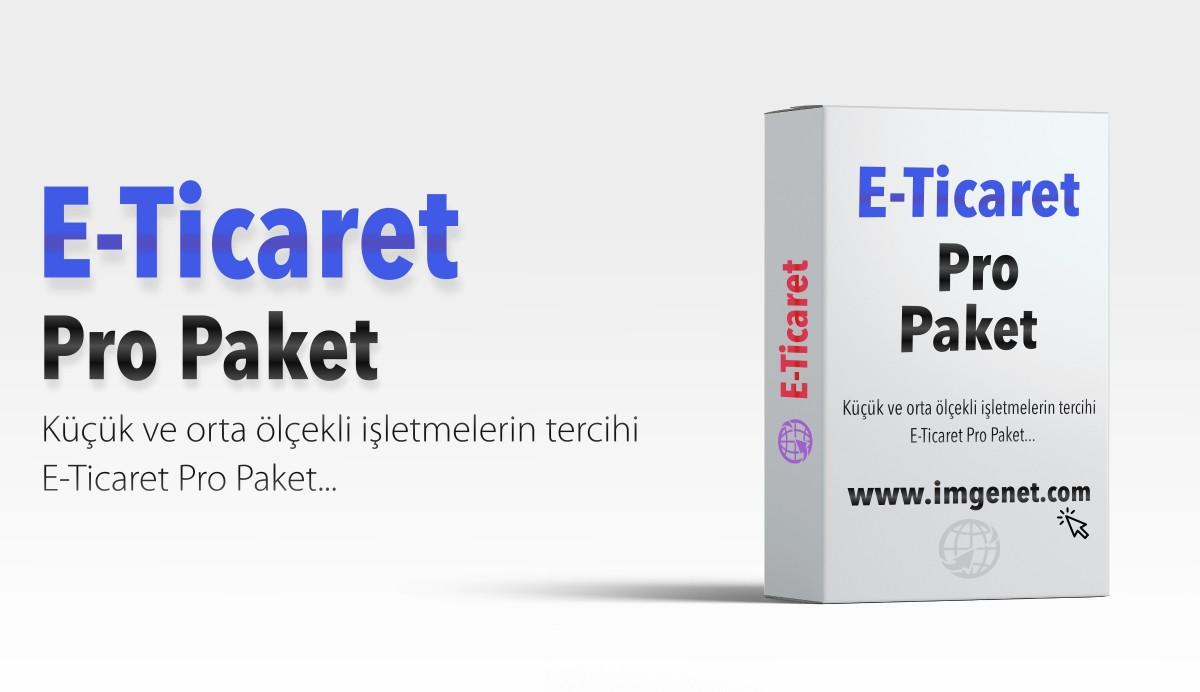 E-Ticaret Pro Paket